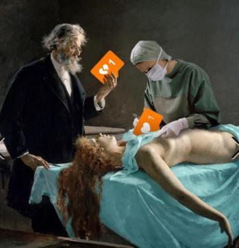 art cover surgery