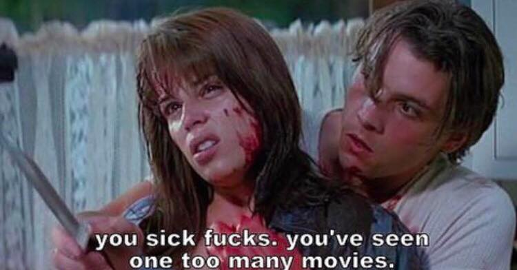 movies scream
