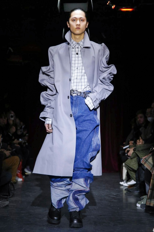 Y Project, Fashion Show, Menswear Collection Fall Winter 2017 in Paris