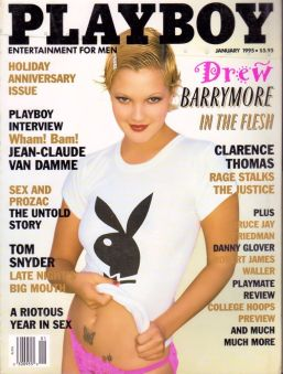 drew barrymore 90s