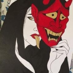 evil girl 1