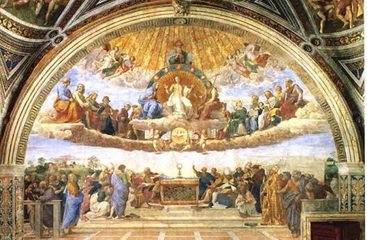 vatican painting 1
